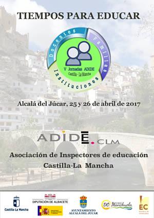 V Jornadas regionales de formación: «Tiempos para educar»